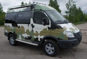 Транспортная база ГАЗ-27527 «Соболь»