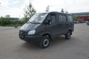 Транспортная база ГАЗ-2217 «Баргузин»