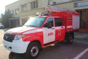 Автомобиль первой помощи «АПП»