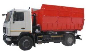 Контейнерные мусоровозы | КО-452