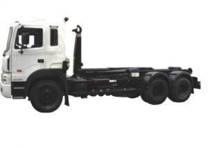 Контейнерные мусоровозы | КО-452-12