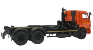 Контейнерные мусоровозы | КО-452-13