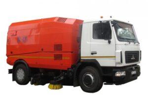 Подметально-уборочные машины | КО-326-05
