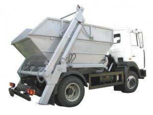 Контейнерные мусоровозы | КО-450-11