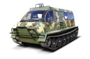 ГАЗ — 34039 «ИРБИС»